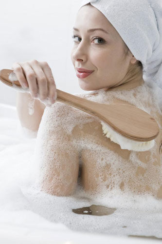 资讯生活咋减肥最有效,洗澡也瘦身